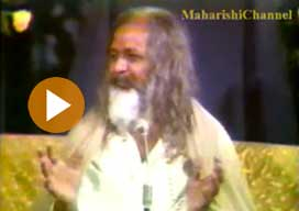 video: Why I came from the Himalayas-Maharishi